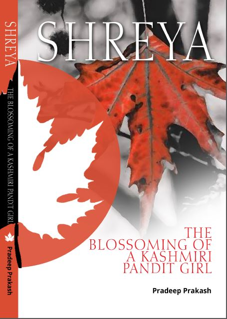 cover page of novel Shreya