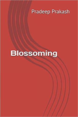 cover page of novel blossoming